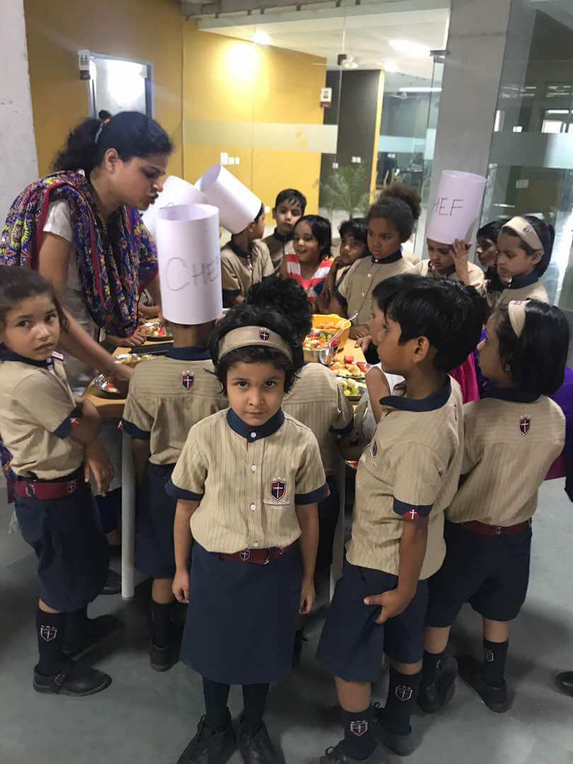 salvation tree school celebrated fruitday