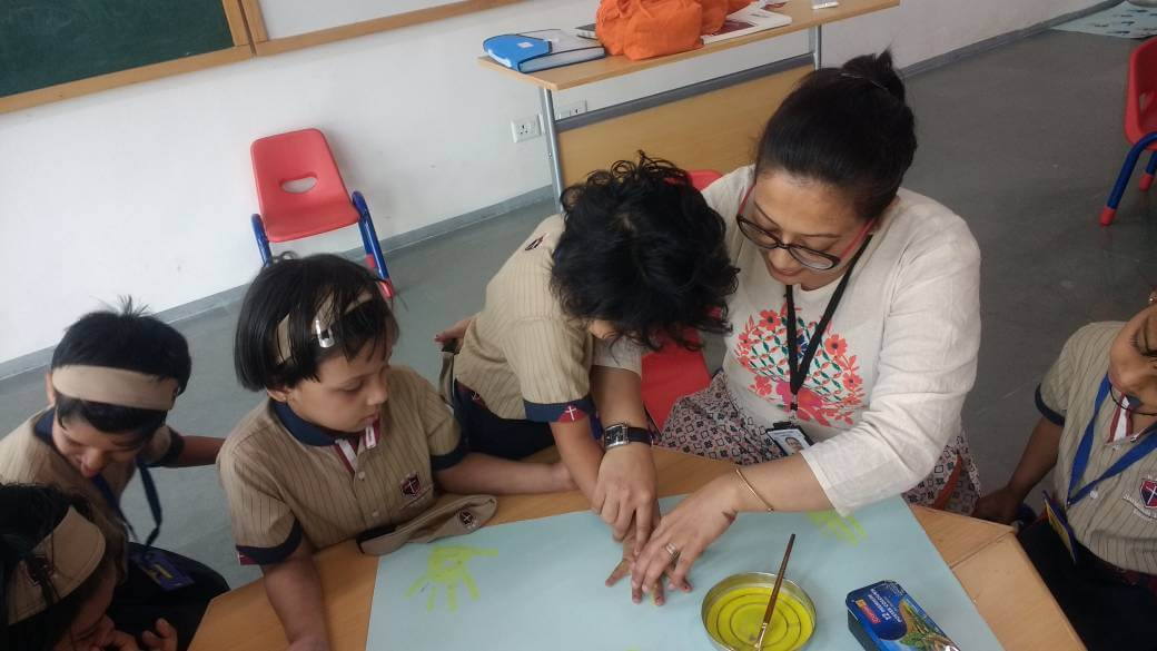 school Activity Room noida