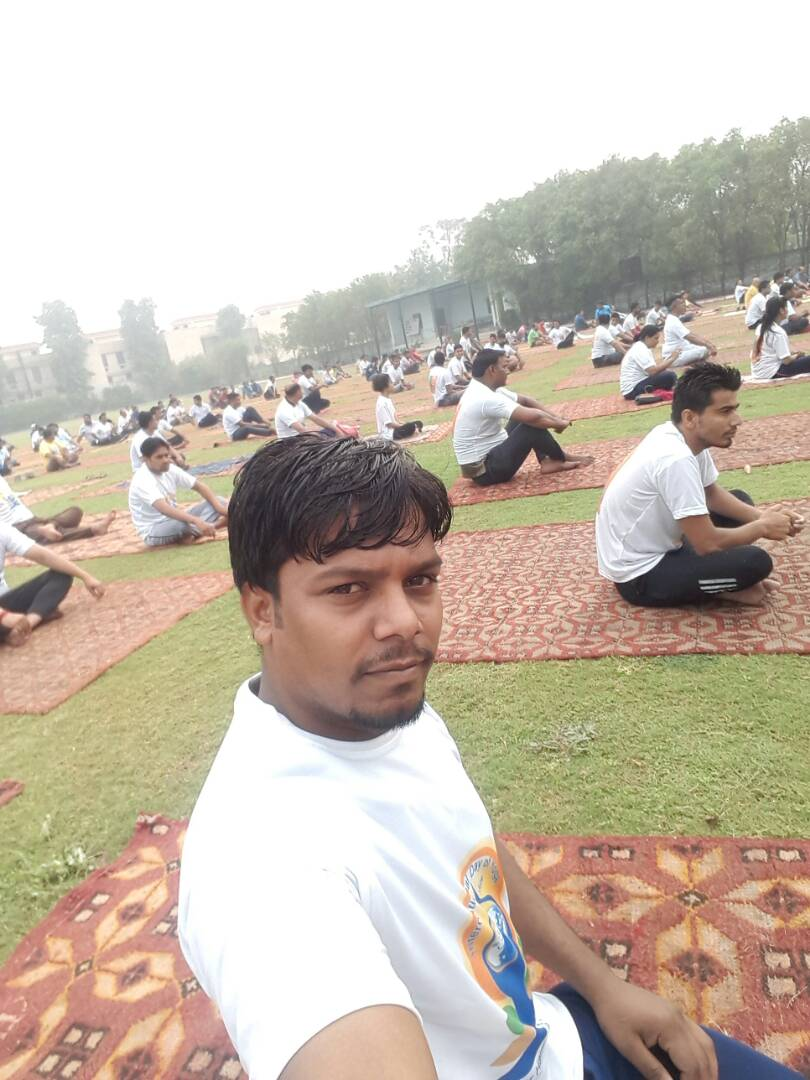 International Yoga Day 21st June, 2017