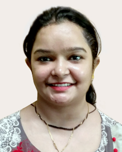 Jyoti Sharma, Class Teacher (IV)