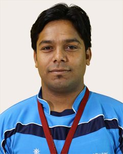 Pramod Kumar, Physical Education Instructor